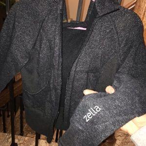 Zella black jacket women's M
